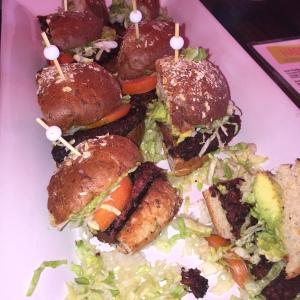 Vegan Burgers from Beau's